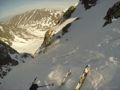 Ramp NW couloir