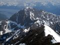 NW Ridge of Indianhouse from S. Suicide.