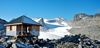 Snowbird hut panoramic.