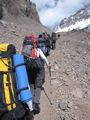 What Aconcagua generally looks like....