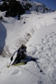How to Ascend Steep Snow (1I)