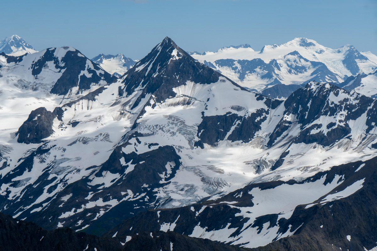 Bounty Peak.