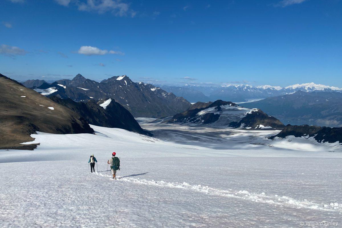 Upper Troublesome Glacier.